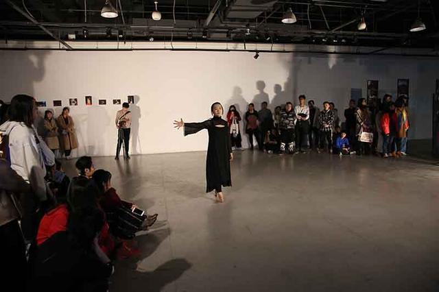 2018·中国(西安)青年实验艺术展开幕